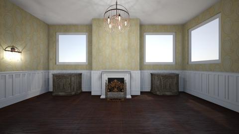 Maximalist Livingroom - Living room - by Anjuli