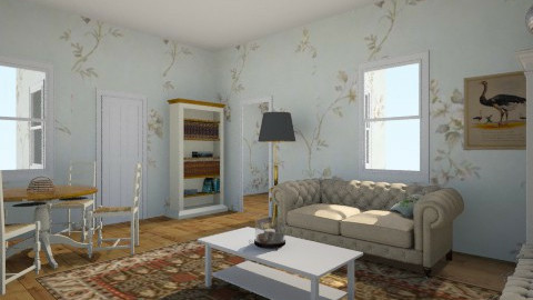 Country Home - Country - Living room  - by Rasheliz
