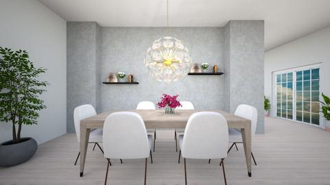 Dining room - Modern - Dining room  - by Cp0701