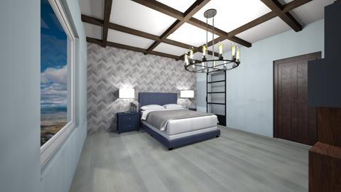 Lia bedroom - Modern - Bedroom  - by lia4664