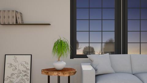 2021 - Minimal - Living room  - by its lia