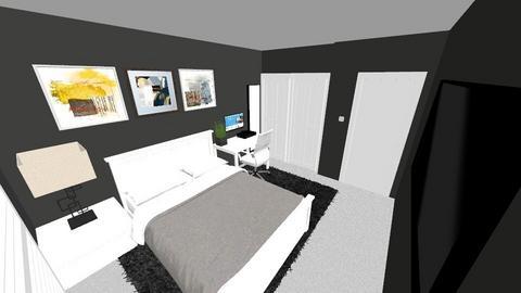 Nolans Bedroom - Bedroom  - by Nolan_Ladd