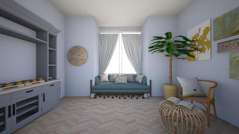 greek living - Country - Bedroom  - by aschaper