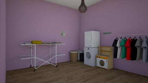 laundry room - by shyann2004