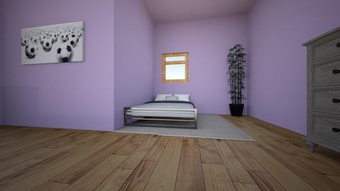 123hei - Bedroom  - by jegelskerhunder