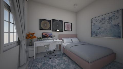 bedroom - Minimal - Bedroom  - by HidayahSuhaimi