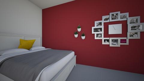 My room - Bedroom - by VBALL playa