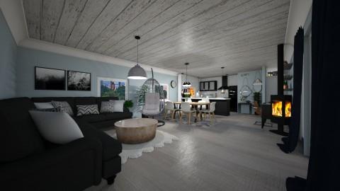 Apartment Redecoration - by alejandramillancarrero