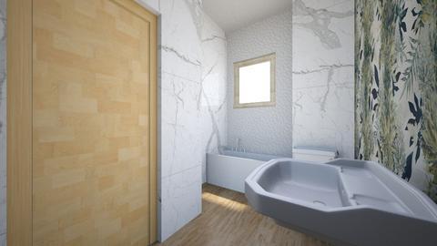 Moms bathroom - Bathroom  - by Soffijaa