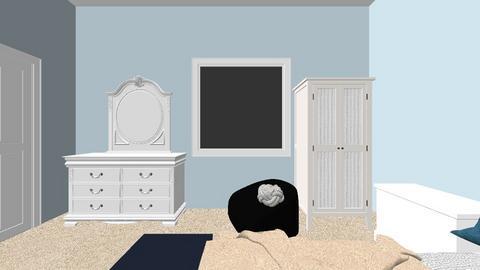 kristina - Bedroom  - by frankl77