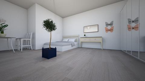 PATRYCJA WALKIEWICZ - Glamour - Bedroom  - by Patrycja2006