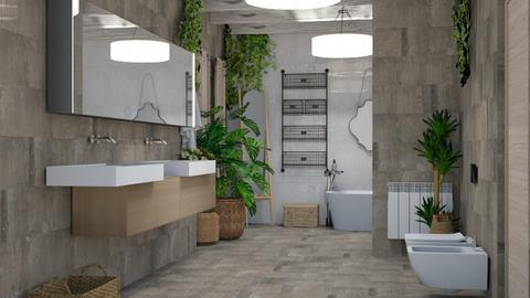 Luxury Freestanding Batht - Bathroom  - by matina1976