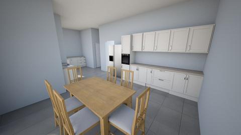 Angela Kitchen - Kitchen - by colywol