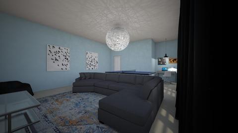 Bonus Room - Kids room  - by mollynorris