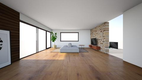 pine3 - Living room  - by victor_clk