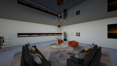 Modern Luxury Mansion - Modern - by FabulousGirl35