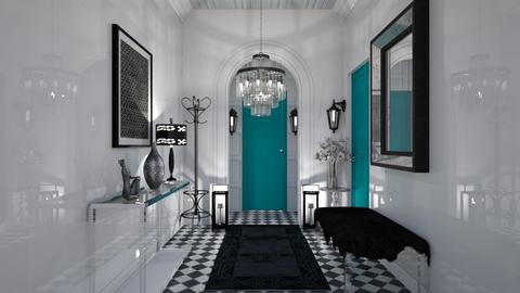 Welcoming Hallway - Classic - by RS Designs