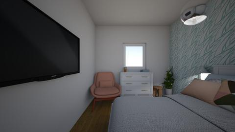 איילי (1999) - Bedroom  - by meital siman tov