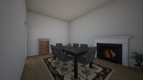 1920s Art Deco  - Living room  - by Izzy Jensen