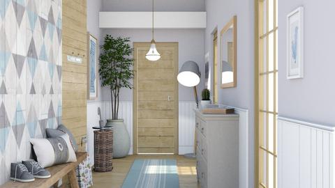 Welcoming Hallway - by rasty