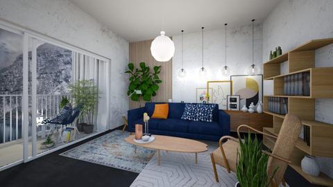 conran living room - Minimal - Living room  - by theokatsarou