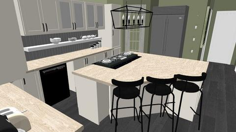 Reed Kitchen - Kitchen  - by ShannonLeahy