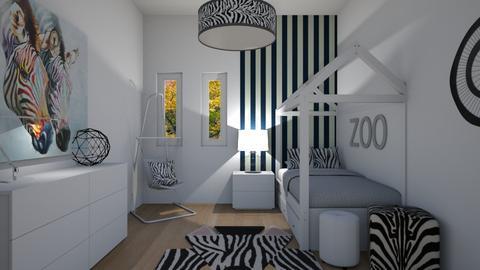 Exotic Living - Glamour - Bedroom  - by jordynclark