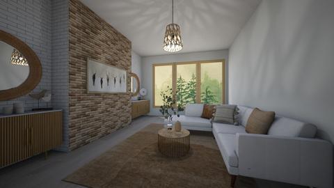 l i v i n g r o o m - Living room  - by 27aleger