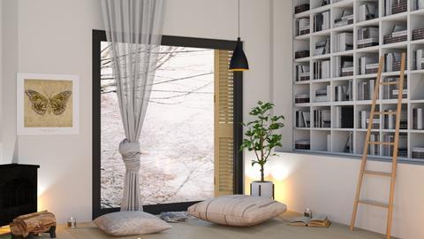 cozy living - Living room  - by elia07