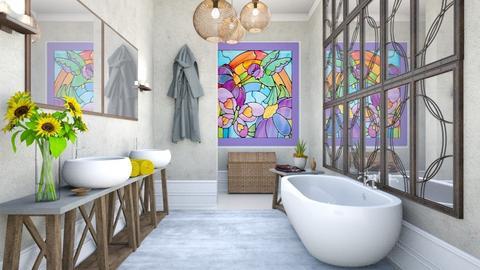 Bath2 - Bathroom  - by ArwinCat