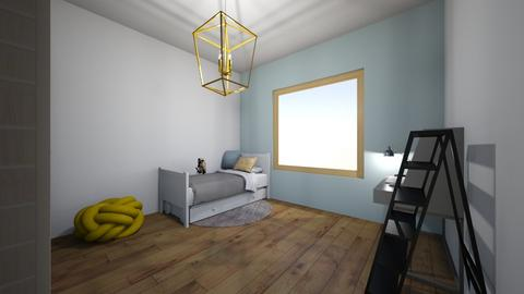 room for a teenage girl - Kids room  - by mike007007