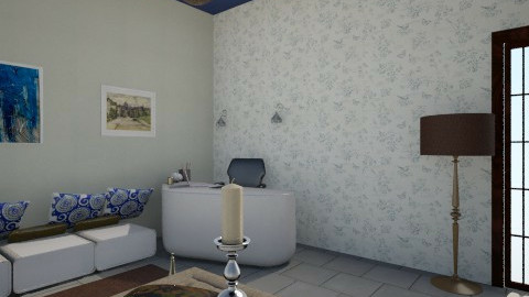 classic room - Classic - by aya senan