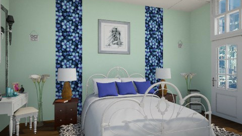 Jane - Bedroom - by sasalex88