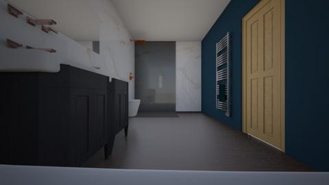 Ensuite Bathroom reverse - Classic - Bathroom  - by kmoore65