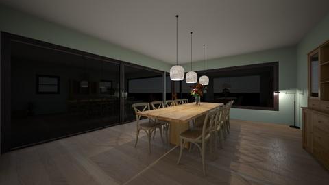 Keuken uitbouw - Kitchen  - by Tinekeb