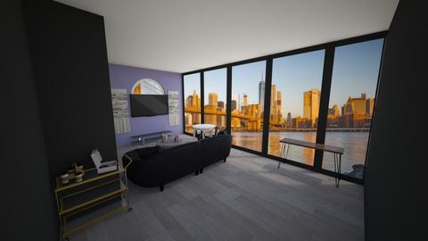 living room 2  - Living room  - by cowplant_4life