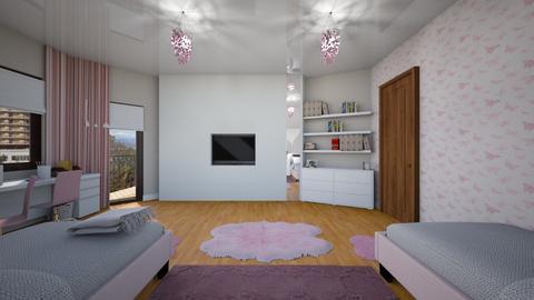 Padureanu - Kids room - by Flori Santa