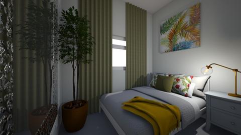 Ben room 2 - Bedroom  - by Stefsym