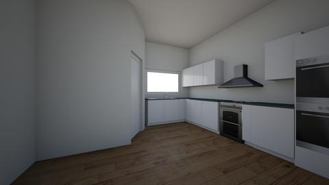 Aburi - Kitchen - by Vanderpuije Sylvanus Van