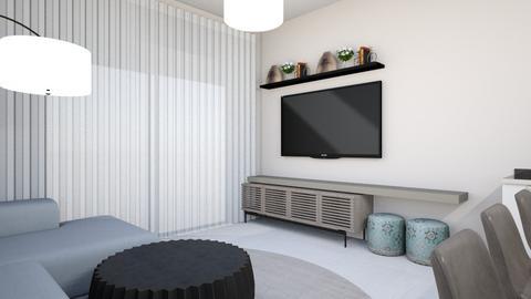 iris - Living room  - by GaliaM