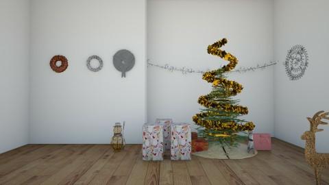 Wreathy House - by ethancaldwell