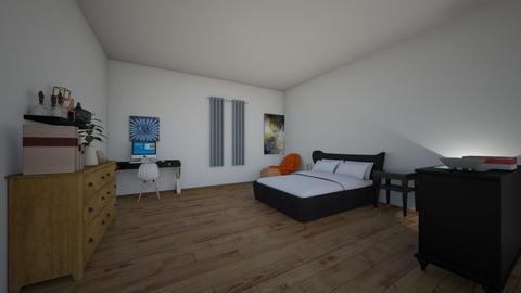 Parents Modern Room - Bedroom  - by Sophia_