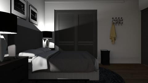 yuk tidur - Bedroom - by sasasaaaw