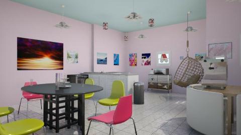 kitchen lovelyness - Glamour - Kitchen  - by hayhayzing