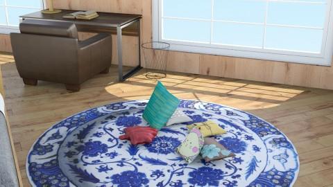 Honey Calcite - Modern - Bedroom - by MMila