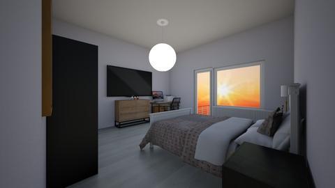 olivia - Bedroom  - by Veronika_Volstatova