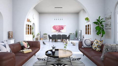 Arched Room - by RHD