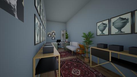 Labyrinth Records - Office - by tomm648
