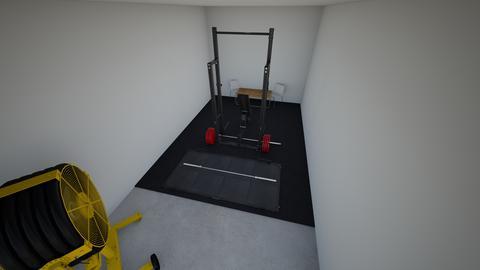 1 Car Garage Template - by rogue_34d206f6d533a443a9612f19c32c9
