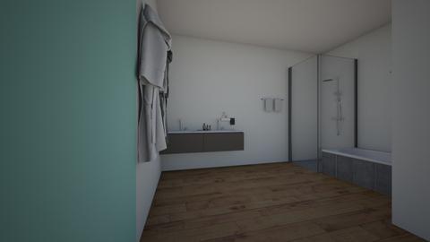 Modern ish - Bedroom  - by wwq